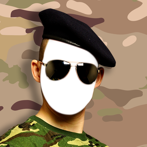 [Military Photo Montage] (Funny Uniform Costumes)