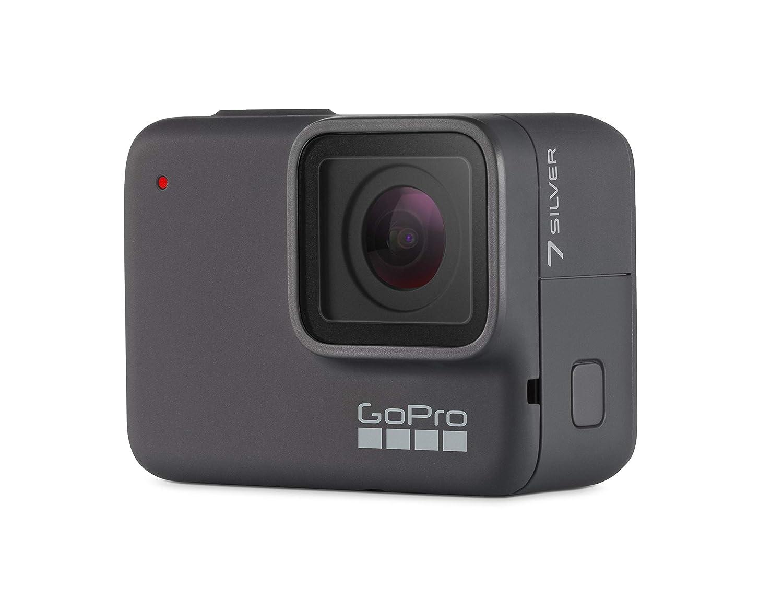 64GB microSD Bundle GoPro HERO7 Silver