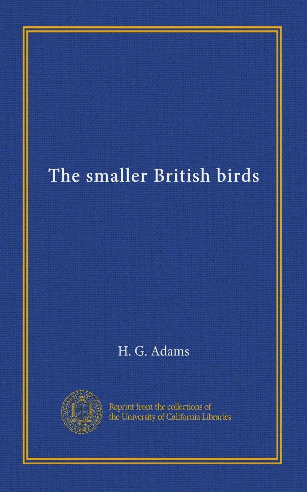 The smaller British birds pdf epub