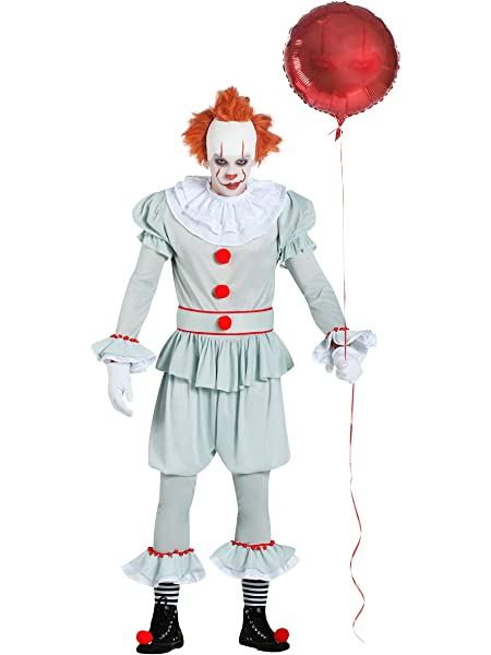 NUWIND - Máscara de Payaso Pennywise Stephen KingS It ...