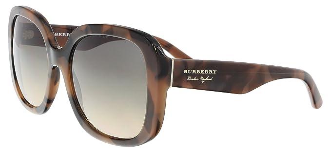 Burberry 0BE4259 3641G9 56 Gafas de sol, Marrón (Spotted ...