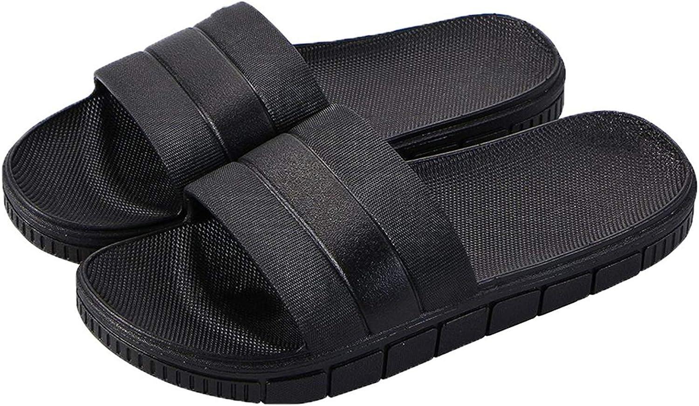 Children Kids Boys Girls Plain Slip On Sliders Flip Flops Shower Slider Sandals