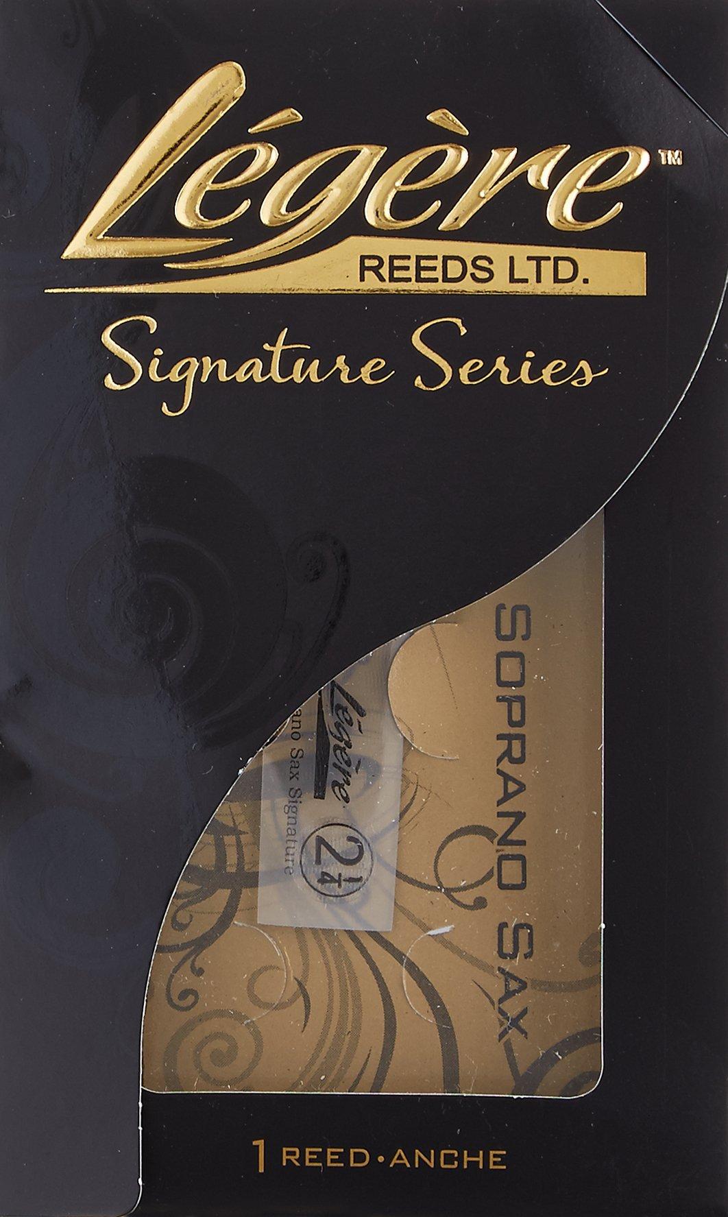 Legere SSG225 Signature Series Bb Soprano Saxophone No. 2.25 Reed