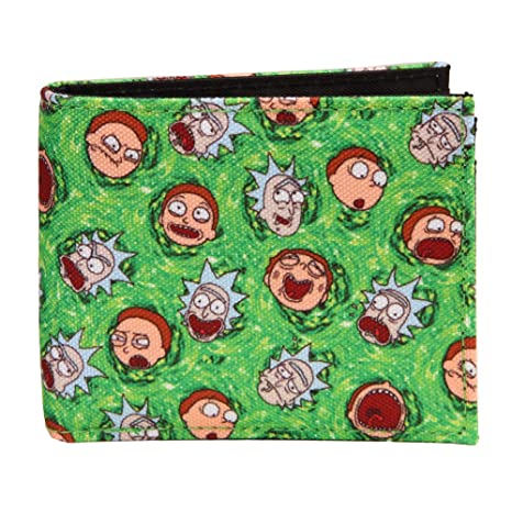 BioWorld - Rick y Morty - Bifold Wallet