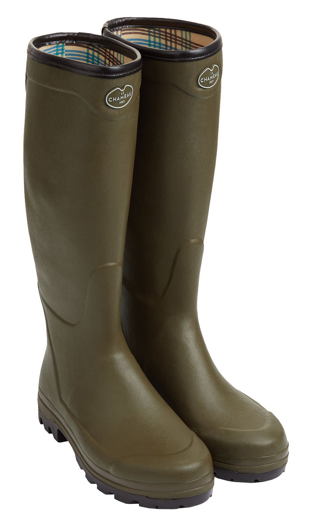 LE CHAMEAU 1927 Men's Country XL Jersey Lined Boot Country XL - US 11
