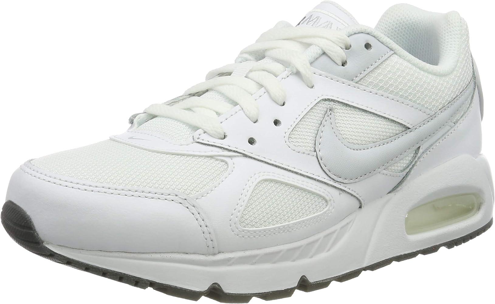 site réputé 13e8e 73343 Nike WMNS AIR Max IVO, Baskets Femme, (Blanc/Gris Froid ...