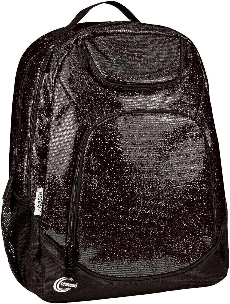 Stylish Oversized Chass Spotlight Glitter Cheerleading Backpack