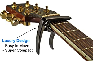 Guitar Capo Acoustic and Electric Guitars