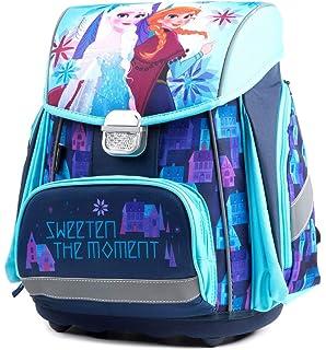 Disney Frozen DIE EISKÖNIGIN Schulranzen Mädchen Ranzen Schulrucksack Schulmappe