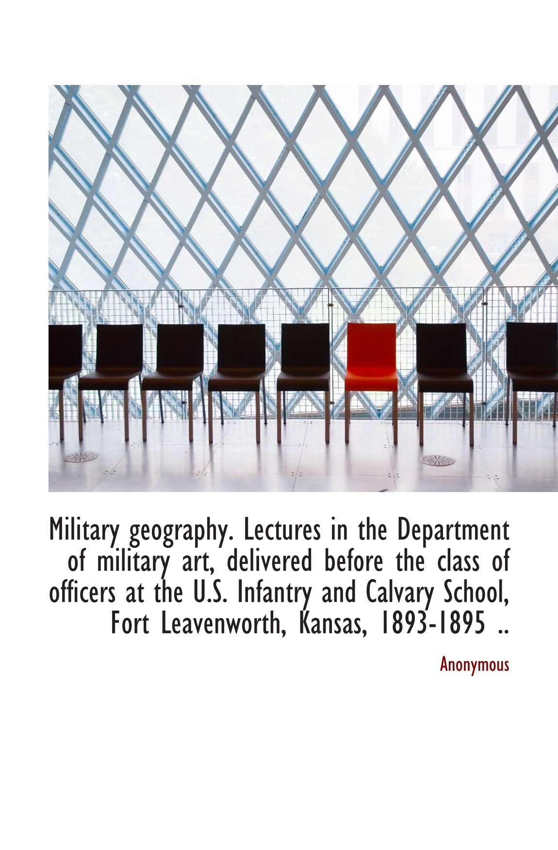 Download Military geography. Lectures in the Department of military art, delivered before the class of office pdf