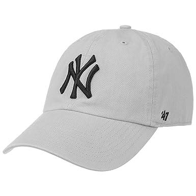 96d479d0e4a 47 Brand MLB NY Yankees Clean Up Cap - Gray at Amazon Men s Clothing ...