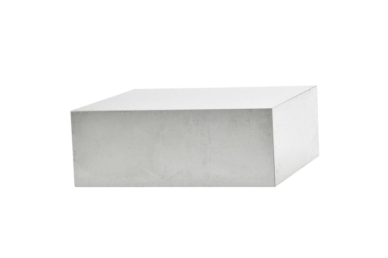 SE JT34422SSB 2-1//2 x 2-1//2 x 7//8 Steel Bench Block