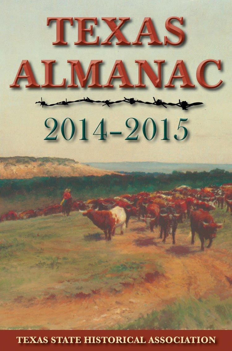 Download Texas Almanac 2014–2015 PDF