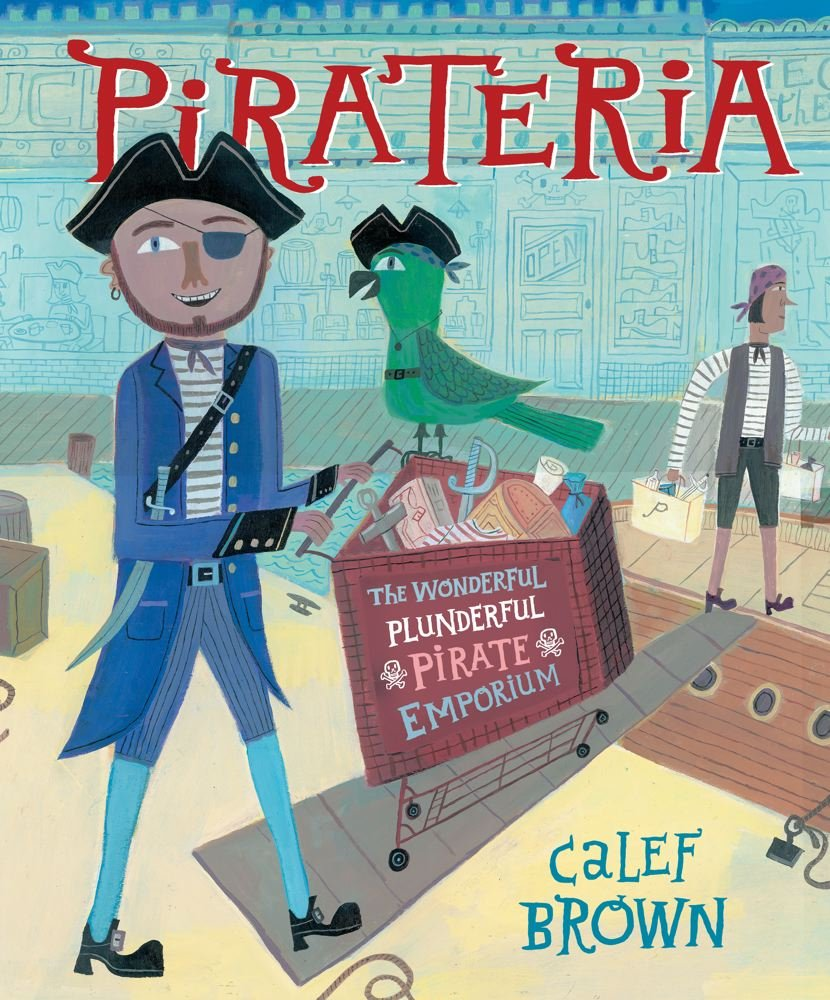Pirateria: The Wonderful Plunderful Pirate Emporium PDF