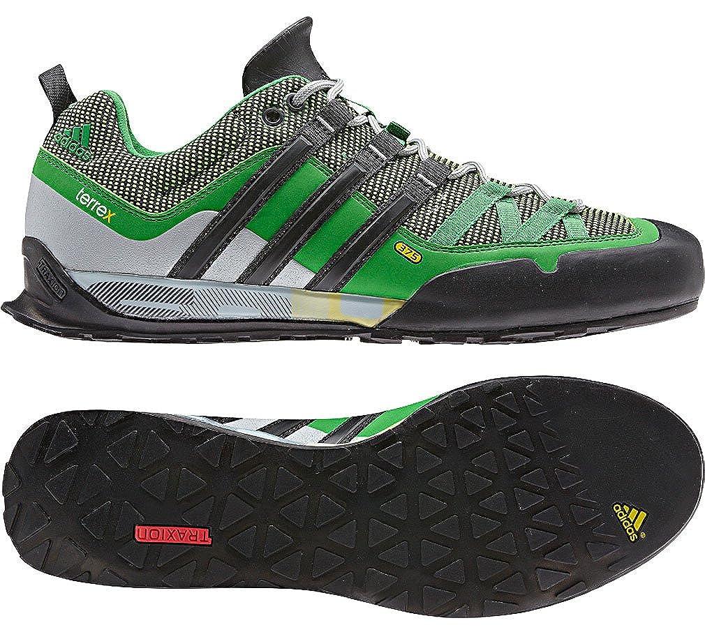 adidas outdoor Terrex Solo Traxion - Men s Ray Green Black Real Green 12   Amazon.ca  Shoes   Handbags 443e4c8fd