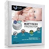 Wasserdichter Matratzenschoner für Kinder 70x140cm - Babybett Atmungsaktiv, Anti-Allergisch gegen Milben und Schimmel - Matratzenbezug mit neuartiger Behandlung: Optimaler Schutz - 10 Jahre Garantie