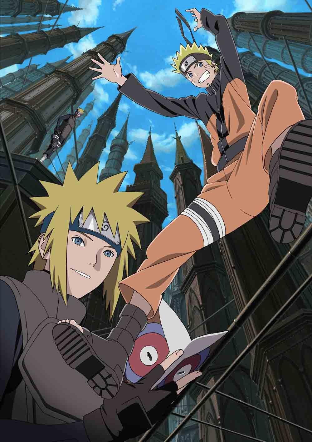 Amazon.com: Naruto - Movie (Shippuden The Movie The Lost ...