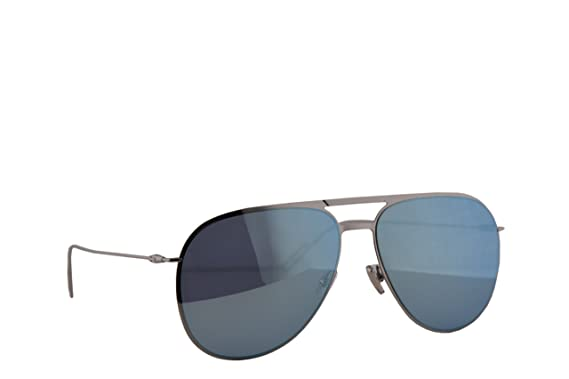 849ce77387a00 Amazon.com  Christian Dior Homme Dior0205S Sunglasses Ruthenium w ...
