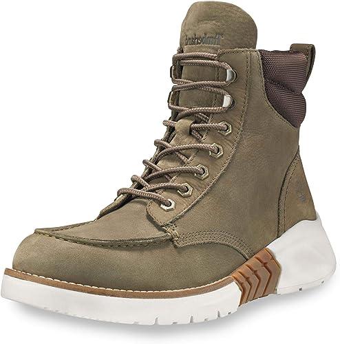 Timberland MTCR Moc Toe Boots Plus Size