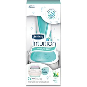 powerful Schick Intuition