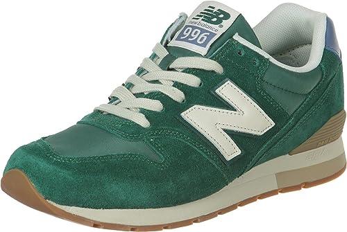 new balance hombre color verde