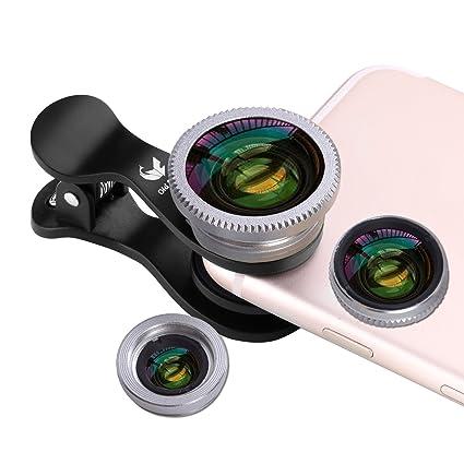 OldShark S1 Clip-On 180 Degree Fisheye Lens Phone camera lense