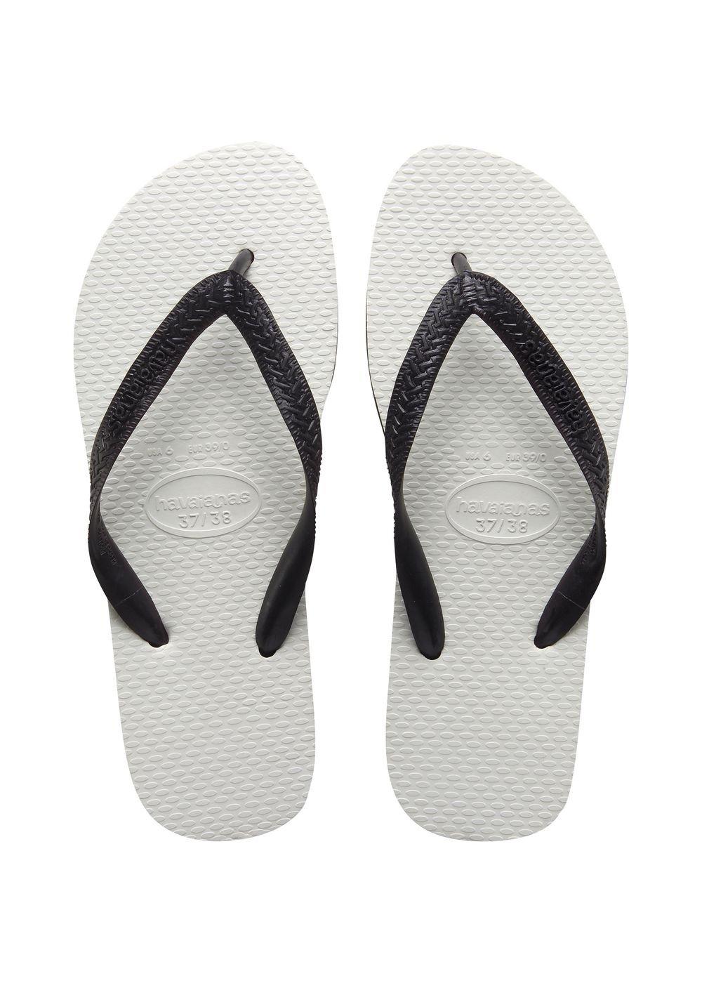 Havaianas Flip Flops Tradicional Zehentrener fuuml;r Mauml;nner/Frauen  35/36 EU (33/34 Brazilian)|Schwarz 0090
