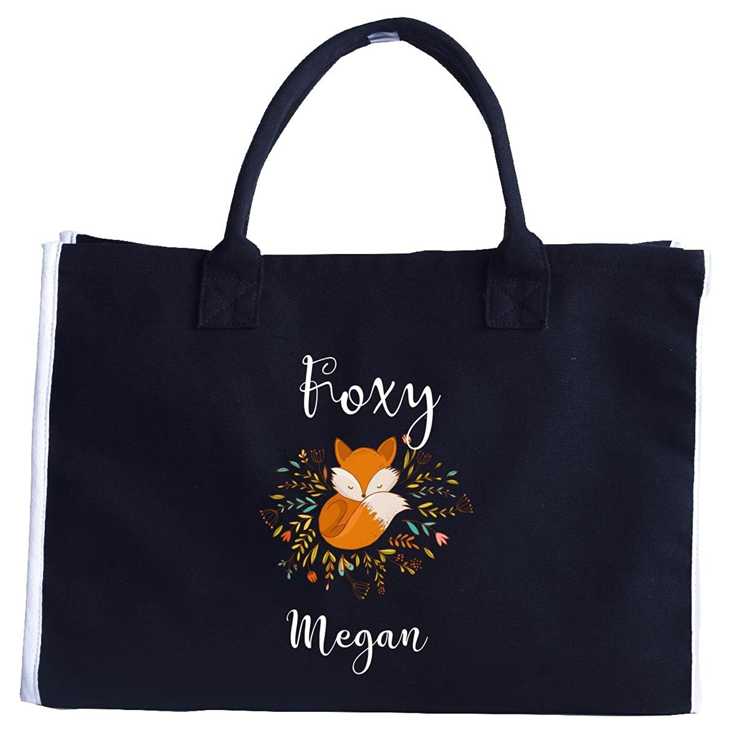 Foxy Megan. Funny Gift For Wife, Girlfriend, Fiance - Tote Bag
