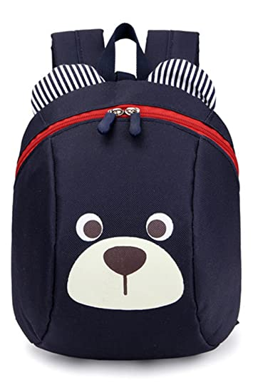 Amazon.com : Okanda Age 1-3 Toddler Backpack Anti-Lost Kids Baby Bag Cute Animal Dog Children Backpack Kindergarten Bear School Bag Mochila Escolar : Baby