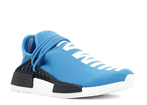 fe6034ca120370 adidas originals Men s Mesh PW Human Race NMD Shoes (Sharp Blue