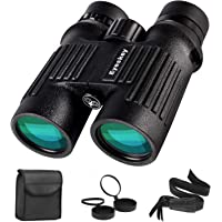Eyeskey Grampus 8x42 Compact Binoculars for Hunting, Nature Viewing, Travelling