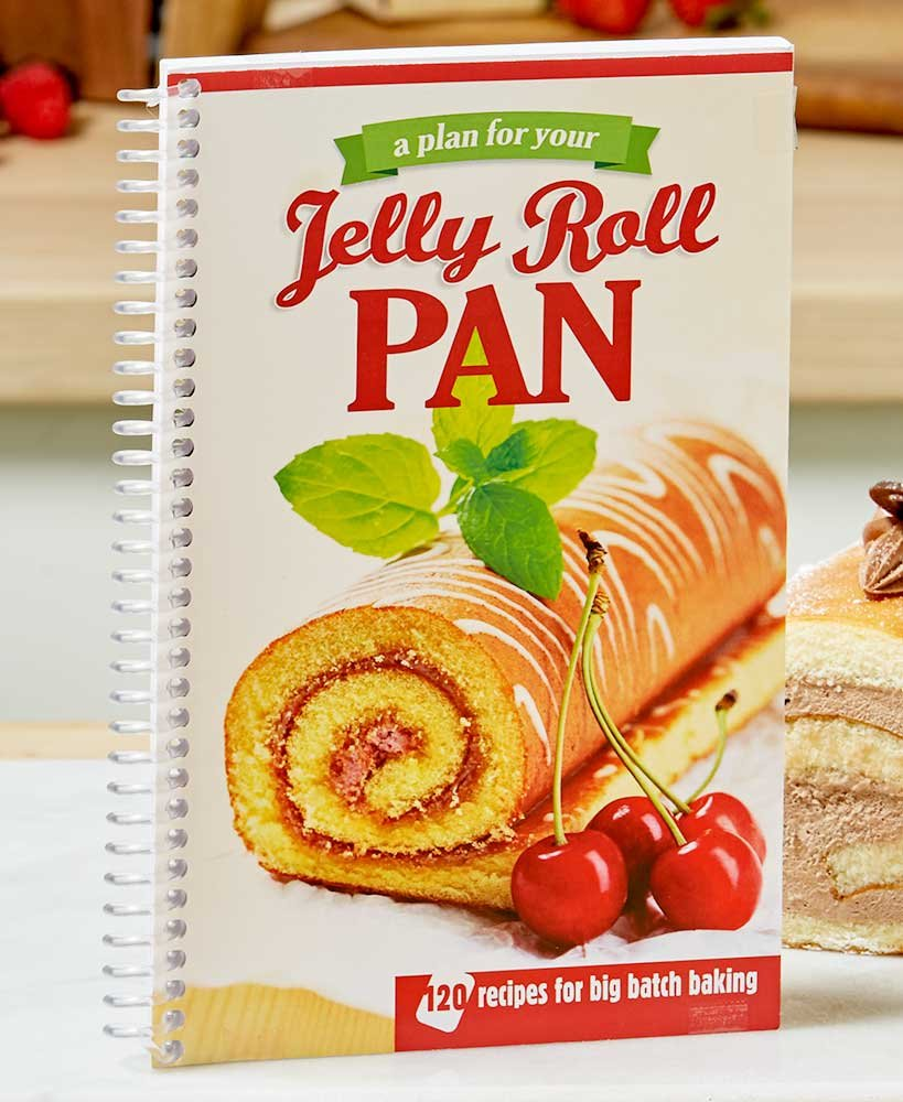 Jelly Roll Pan Set or Cookbook (Cookbook)