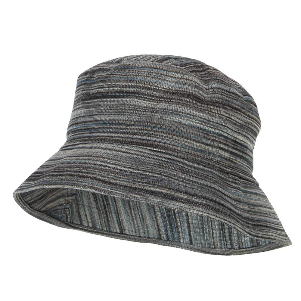 Woman s Multicolored Missoni Bucket Hat - Black OSFM at Amazon Women s  Clothing store  04a7aabbdf3