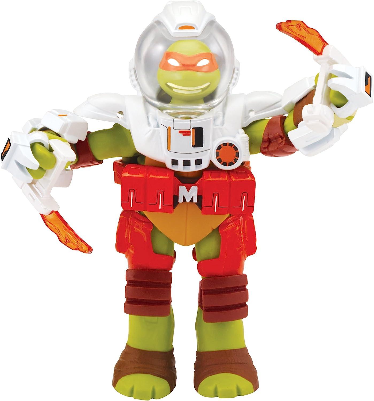 Teenage Mutant Ninja Turtles Fugitoid Action Figure TMNT TOY 2015 Dimension X