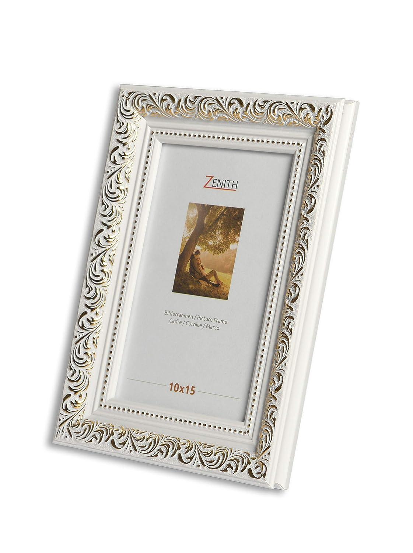 Victor Cornice portafoto Rubens Gold 10x15 13x18 18x24 21x30 Bianco Argento 10 x 15