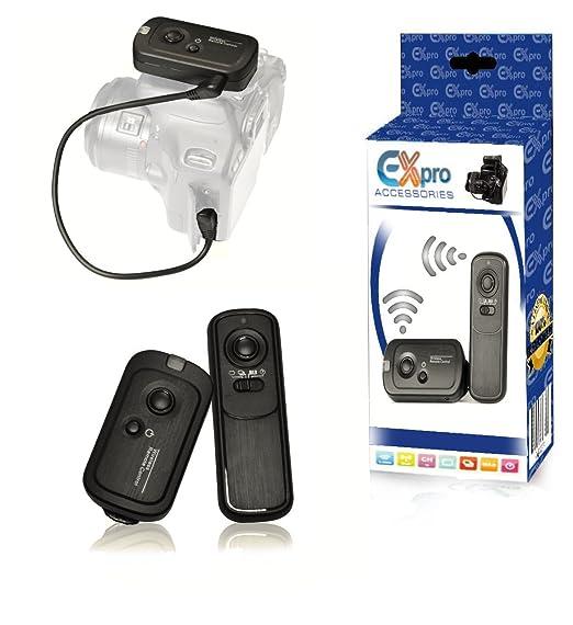 EX-Pro Wireless-Ranger MC-DC2 2,4 gHz 100 m mando a distancia ...