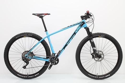 KTM Mountain Bike Myroon 29 Elite 22 Azul 2017: Amazon.es ...