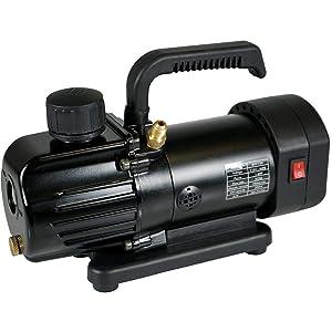 BVV 3 CFM Single Stage Mini Vacuum Pump