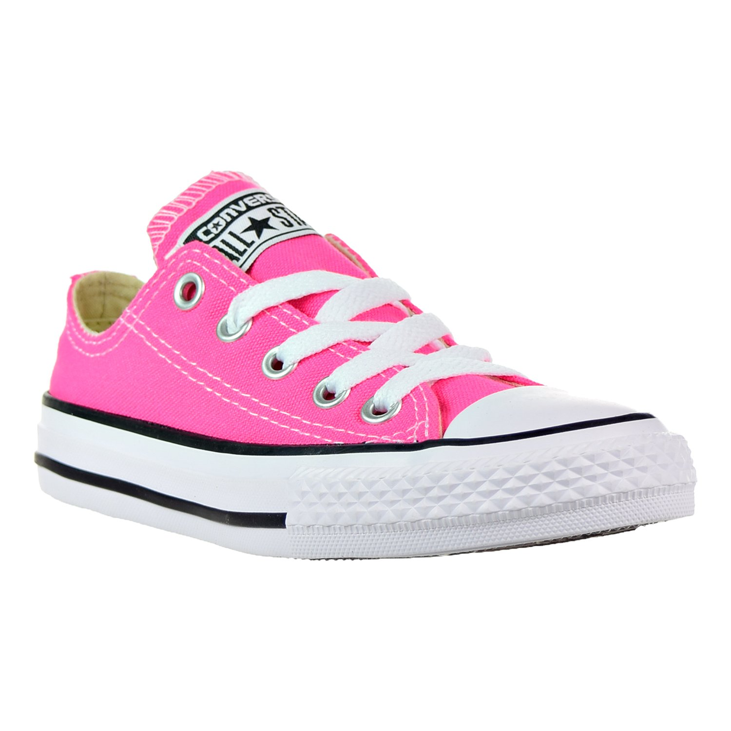 Converse Chuck Taylor All Star Season Ox, Unisex Sneaker Rosa Rosa Sneaker (Pink Champagne) 6b2dd4