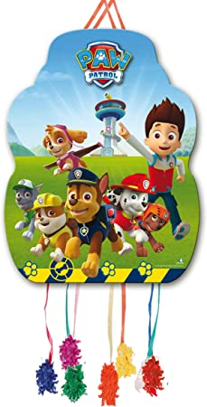 Amazon.com: Paw Patrol Piñata: Toys & Games