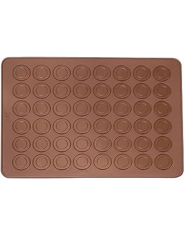 Juego para cocinar macarons, placa de molde de macaron, de silicona para cocinar,