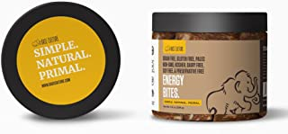 product image for Paleo Snacks, Energy Bites 100% Gluten Free Energy Bars and Paleo Certified, 30g Protein Per Jar, Crafted by Base Culture (1 Jar)