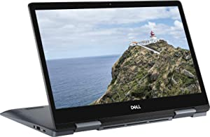 "2020 Flagship Dell Inspiron 14 Chromebook 7486 2-in-1 Laptop 14"" FHD Touchscreen Intel Core i3-8130U (Beats i5-7200U) 4GB RAM 128GB eMMC 128GB SD Card Backlit Pen Chrome OS + iCarp Wireless Mouse"