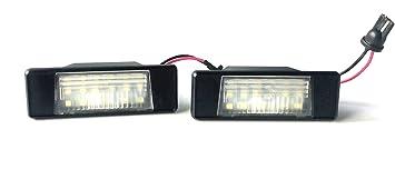 TMT LEDS(TM) PLAFONES LED MATRICULA HOMOLGADO E4 CE LUCES LED