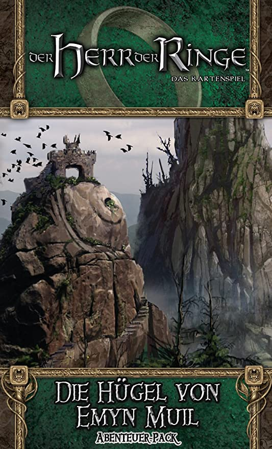 Heidelberger Spieleverlag - Juego de Cartas El Señor De Los ...