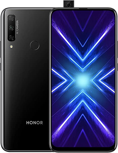 Honor - Móvil - Honor 9X, 6.6 Full HD+, Kirin 710F, 4 GB Ram, 128 ...