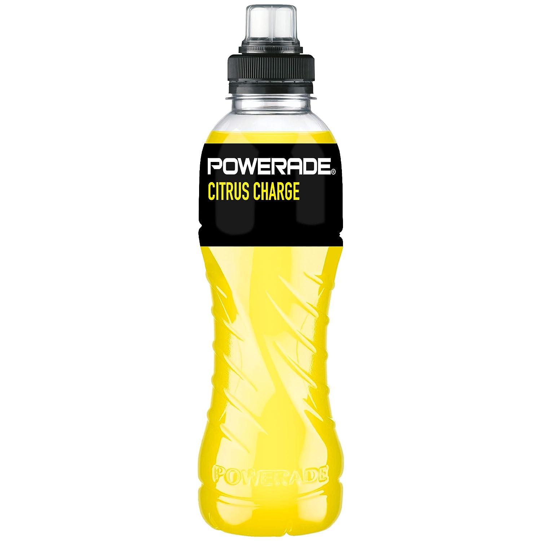 Powerade - Bebida refrescante de Citrus Limón - Botella 50 cl - , Pack de 6: Amazon.es: Alimentación y bebidas