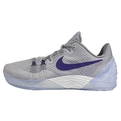 Nike - Zapatillas de Baloncesto para Hombre Gris Wolf Grey/Court ...