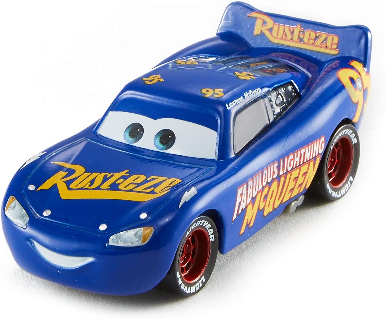 Cars 3 Coche McQueen Epilogue Version (Mattel FGD57) , color ...