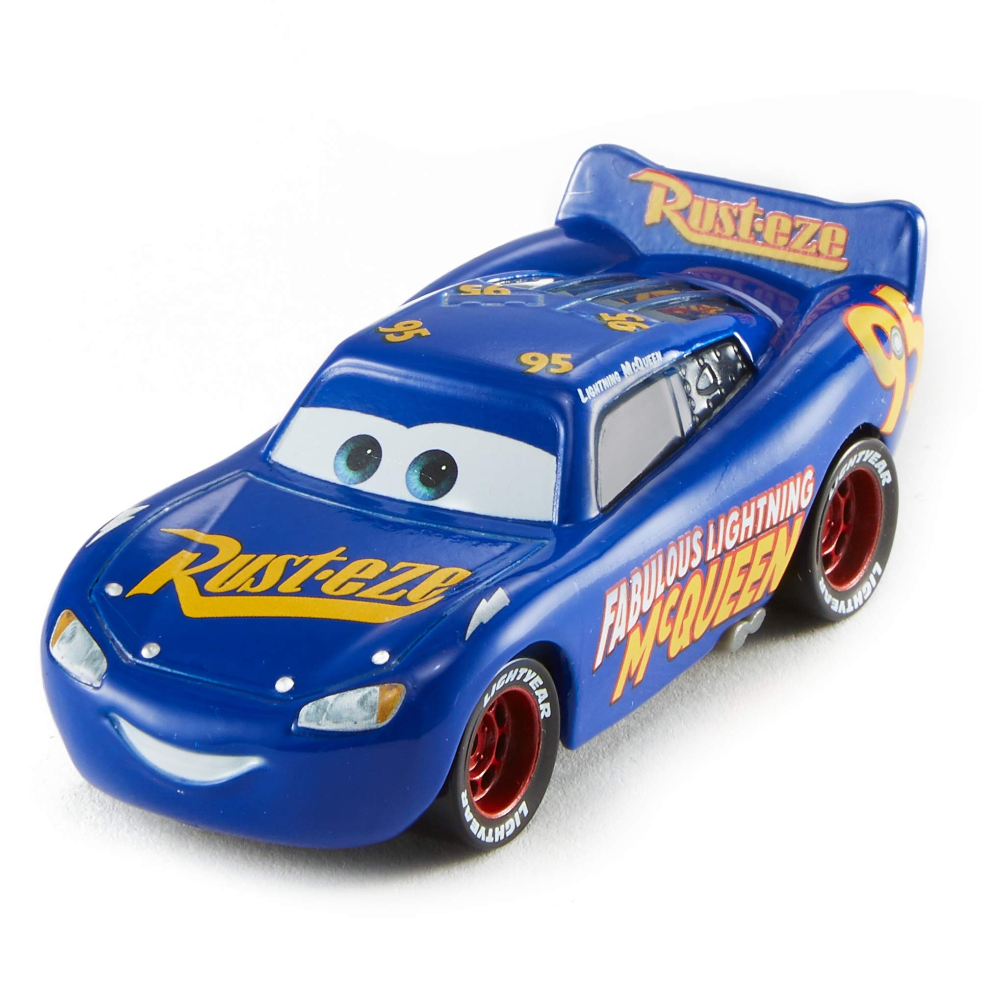Disney Pixar Cars 3 Die-cast Fabulous Lightning McQueen Vehicle